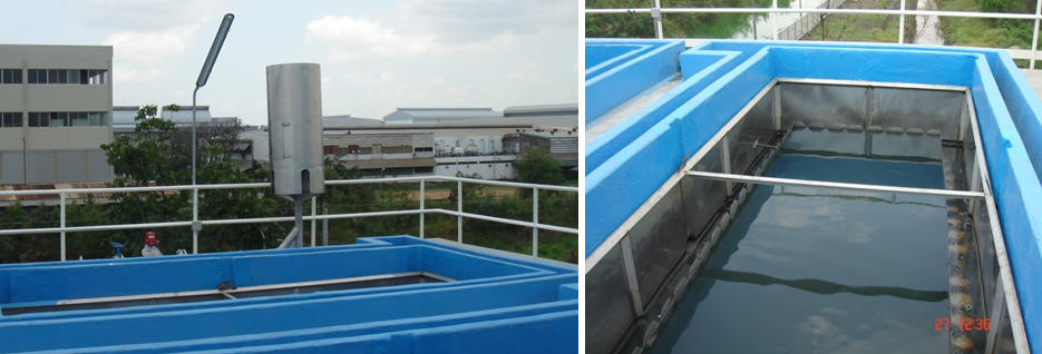 Wastewater Biological Treatment ระบบบำบัดน้ำเสียด้วยวิธี